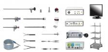 Laparoskopowy zestaw do sterylizacji