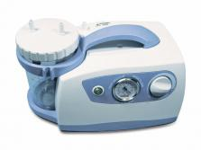 Przenośna pompa ssąca do użytku przy  operacjach albo w poradniach,