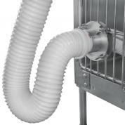 Przeprowadzenie do rurki cieplnej do klatek Shor-Line