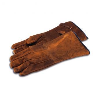 Rękawice ochronne ze skóry