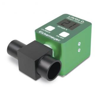 LifeVet O₂ monitor pomiaru tlenu