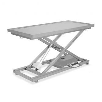 Podnoszony stół nożycowy  II