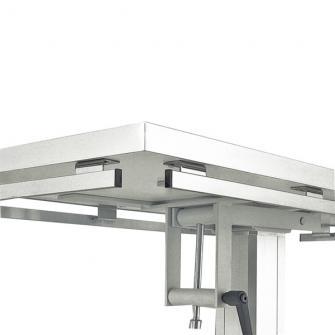 System prowadnic do stołów
