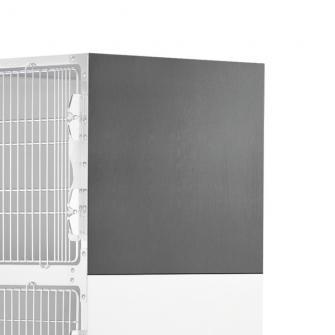 SHOR-LINE Panel boczny i górny klatki