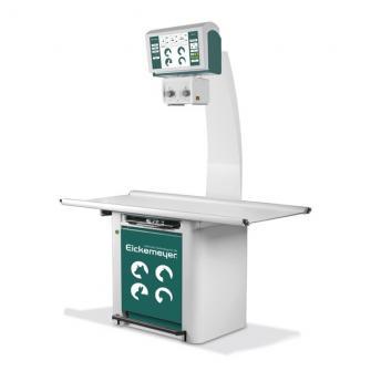 Stacjonarna maszyna do rentgena o wysokiej częstotliwości dla małych zwierząt HiRay 30.