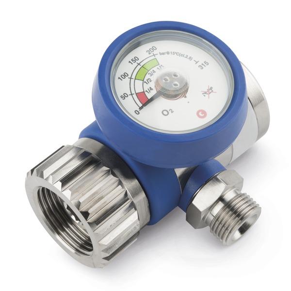 Medyczny reduktor ciśnienia