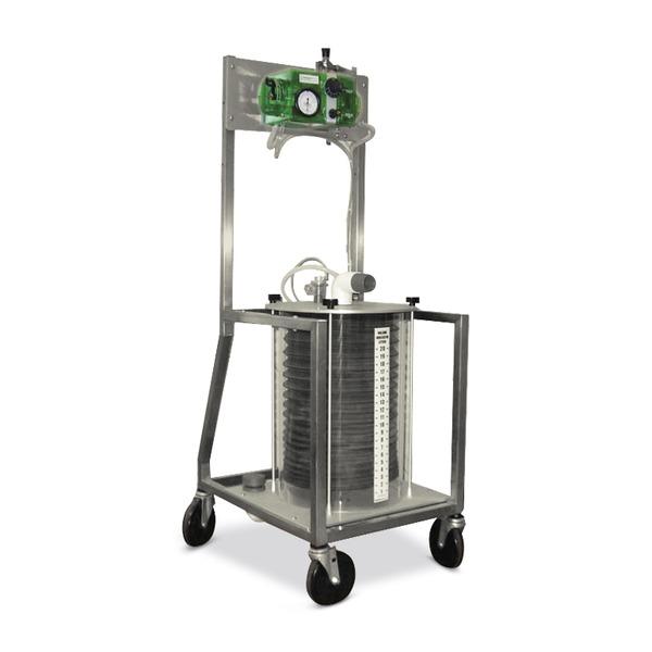 Respirator dla dużych zwierząt LAVC-3000