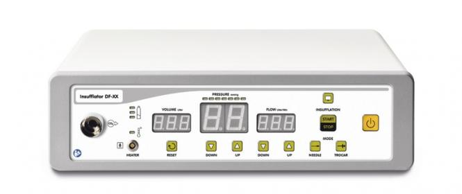 Laparoskopowy  CO₂-Insuflator i akcesoria